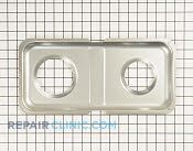 Burner Drip Pan - Part # 770175 Mfg Part # WB32K10002