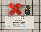 Evaporator Fan Motor - Part # 586701 Mfg Part # 4388140