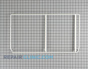 Shelf Frame Without Glass - Part # 1472524 Mfg Part # WR71X10845