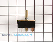 Rotary Switch - Part # 124153 Mfg Part # C6438002