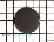 Surface Burner Cap - Part # 1009498 Mfg Part # 74007750
