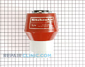 Garbage Disposer - Part # 1454581 Mfg Part # W10156761