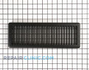 Grille & Kickplate - Part # 258290 Mfg Part # WB32X5099