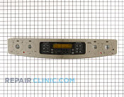 Touchpad and Control Panel - Part # 1167147 Mfg Part # WB27T10753