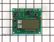 Control Board - Part # 1170581 Mfg Part # WS21X10017