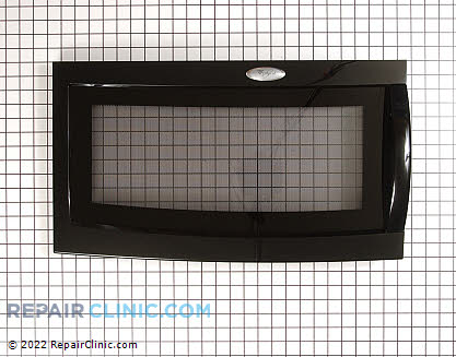 Microwave Oven Door 8205372 Main Product View