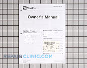 Manual, use & care - Part # 1066523 Mfg Part # 1-82180