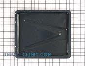Broiler Pan - Part # 501154 Mfg Part # 318126200