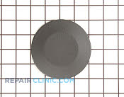 Surface Burner Cap - Part # 1166726 Mfg Part # WB13T10067