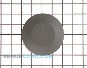 Surface Burner Cap - Part # 1166726 Mfg Part # WB13T10067