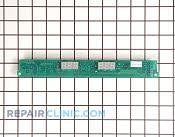 Temperature Control Board - Part # 1170076 Mfg Part # WR55X10522