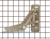 Hinge assy grille left - Part # 947303 Mfg Part # WR13X10204