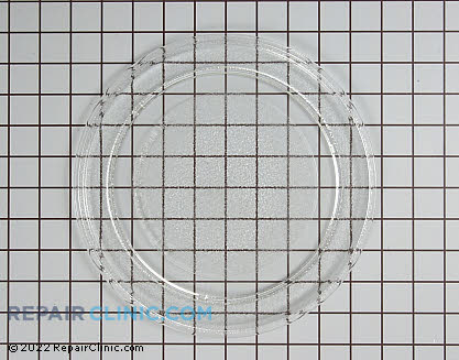 Glass Tray 3390W1A035D     Main Product View