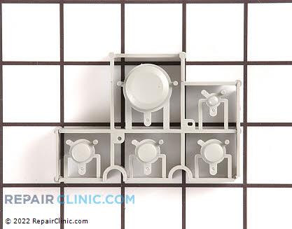 Knob, Dial & Button JBTNB039MRF0 Main Product View