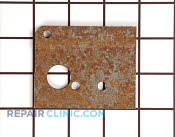 Hinge Plate - Part # 381782 Mfg Part # 10567206
