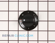 Control Knob - Part # 257484 Mfg Part # WB3X800