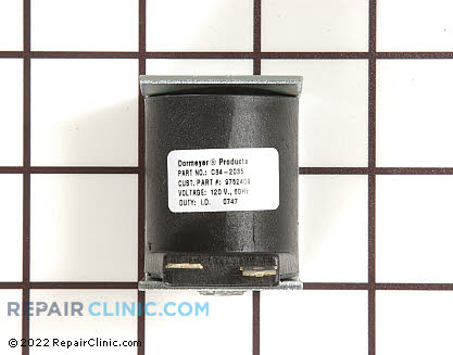 Door Latch Solenoid 9752409         Main Product View