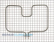 Bake Element - Part # 12906 Mfg Part # 5309950885