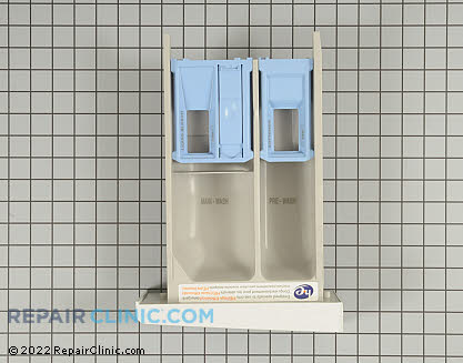 Detergent Dispenser 3721ER1158A Main Product View