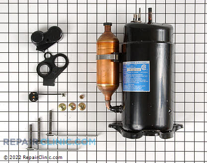 Compressor & Sealed System 50160027N001    Main Product View