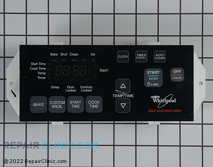 Oven Control Board 6610456         Main Product View