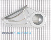 Exhaust Duct - Part # 1449404 Mfg Part # W10128606