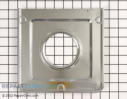 9 Inch Gas Burner Drip Bowl 316011403 Main Product View