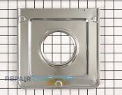 9 Inch Gas Burner Drip Bowl - Part # 806 Mfg Part # 316011403
