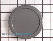 Surface Burner Cap - Part # 496449 Mfg Part # 316111701