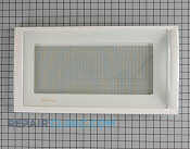 Microwave Oven Door - Part # 1068691 Mfg Part # 53001336