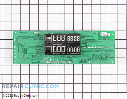 Oven Control Board 316576610       Main Product View