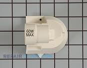 Light Socket - Part # 665250 Mfg Part # 61003379