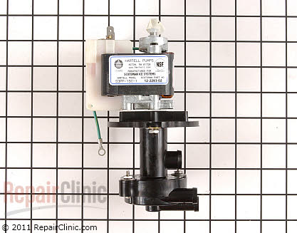Circulation Pump A30625-001      Main Product View