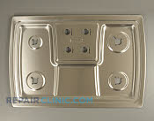 Glass Cooktop - Part # 1451020 Mfg Part # W10140179