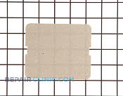 Stirrer Blade Cover - Part # 1063683 Mfg Part # PCOVPA359WREZ