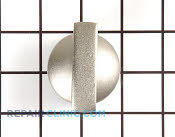 Knob grill - Part # 1084931 Mfg Part # WB03X10223