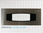 Microwave Oven Door - Part # 1087341 Mfg Part # WB36X10238