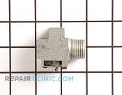 Shut-off - Part # 252514 Mfg Part # WB21X520