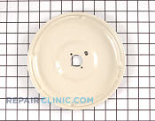 8 Inch Burner Drip Bowl - Part # 257965 Mfg Part # WB31K5082