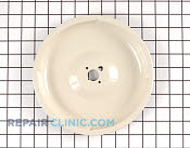 Drip Bowl & Drip Pan - Part # 257978 Mfg Part # WB31K5097