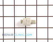 Connector 1/8 npt x 1/4 - Part # 914748 Mfg Part # WS22X10014
