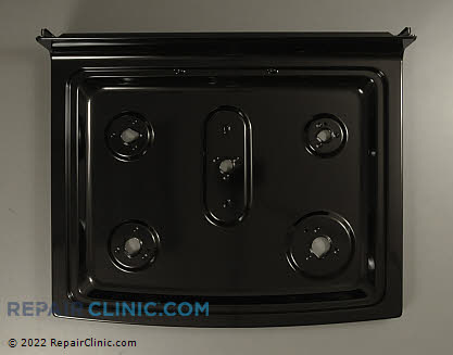 Metal Cooktop WB62K10110      Main Product View