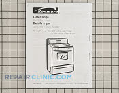 Manuals, Care Guides & Literature - Part # 1062410 Mfg Part # 316417307