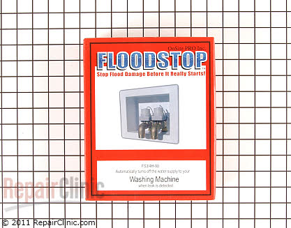 Floodstop Water Shutoff System FS3/4H90 Main Product View