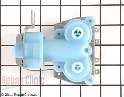 Water Inlet Valve W10247599 Main Product View