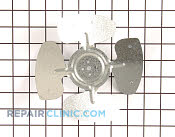 Blower Wheel & Fan Blade - Part # 305556 Mfg Part # WR60X220