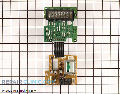 Control Board WB27T10091 Main Product View