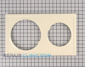 Metal Cooktop - Part # 265099 Mfg Part # WB62K5050