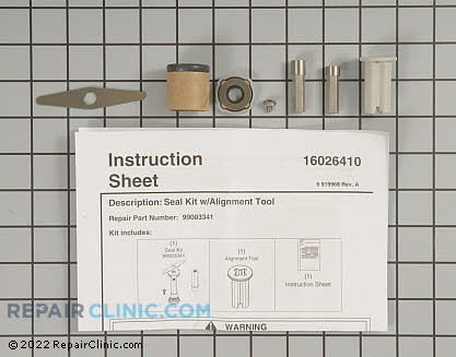 Seal Kit 5304470640 Main Product View