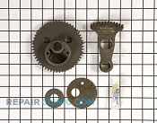 Gear kit-bakelite agi - Part # 435153 Mfg Part # 204966
